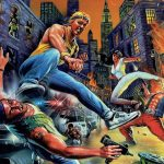 Streets of Rage Background