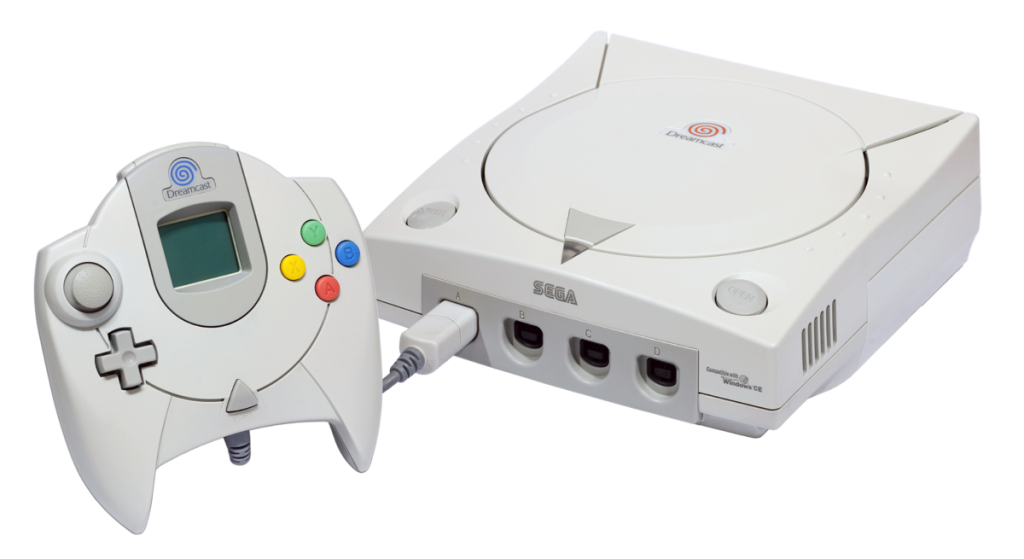 Sega Dreamcast - Possibly one of the most fondly remembered consoles ever launched.