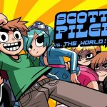 Scott Pilgrim vs The World: The Game Background