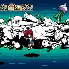 Scott Pilgrim vs The World: The Game - Screenshot