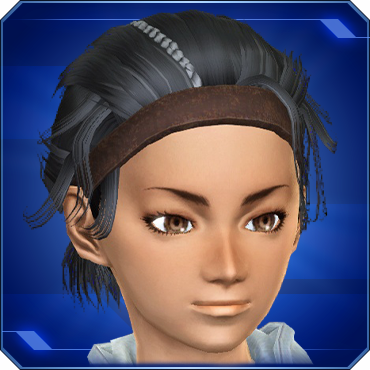 PSO2 x Steam - Alyx Hairstyle