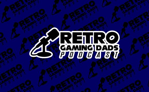 Retro Gaming Dads Podcast Logo