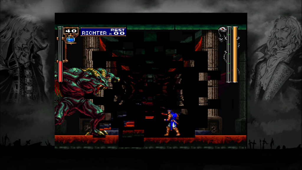 Castlevania: Symphony of the Night | Richter vs Dracula