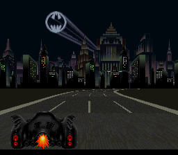 Batman Returns (SNES) - Screen Shot