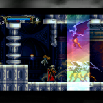 Castlevania: Symphony of the Night | Alucard fends off a horde of Demons