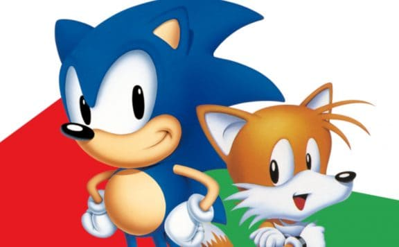 Sonic the Hedgehog 2 Background