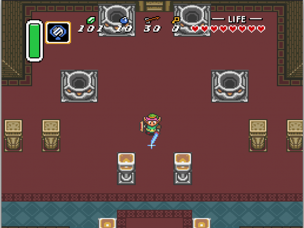 A Link to the Past - Screenshot
