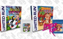 Limited Run Games - Amazing Penguin and Spanky's Adventure