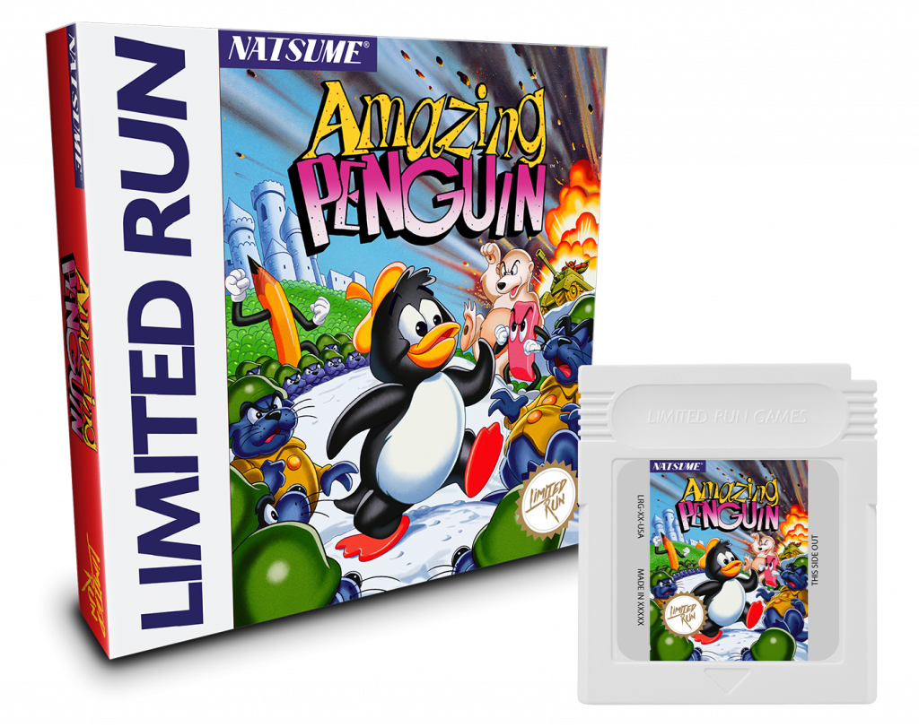 Amazing Penguin - Limited Run Games
