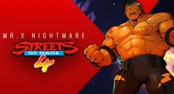 Streets of Rage 4 - Max Thunder